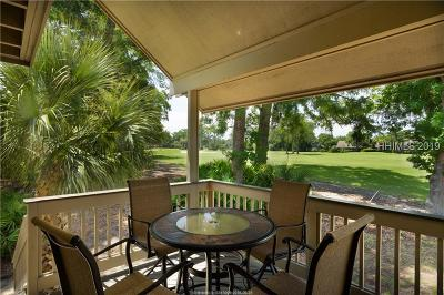 Beaufort County Condo/Townhouse For Sale: 25 Carnoustie Road #31