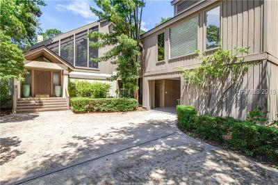 Beaufort County Single Family Home For Sale: 22 Gunnery Lane