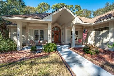 Hilton Head Island Single Family Home For Sale: 21 Primrose Lane