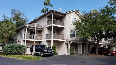Hilton Head Island Condo/Townhouse For Sale: 80 Paddle Boat Lane #1102