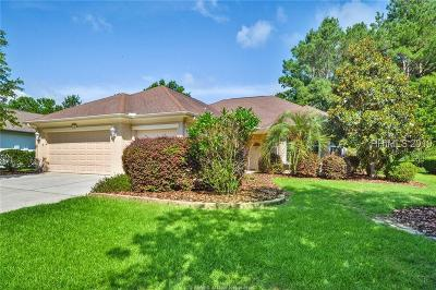 Bluffton Single Family Home For Sale: 3 Sunbow Lane