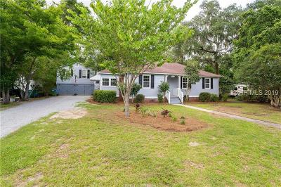 Beaufort Single Family Home For Sale: 919 Lafayette Street