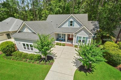 Bluffton Single Family Home For Sale: 190 Cutter Cir