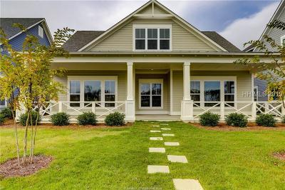Bluffton Single Family Home For Sale: 278 Castaway Drive