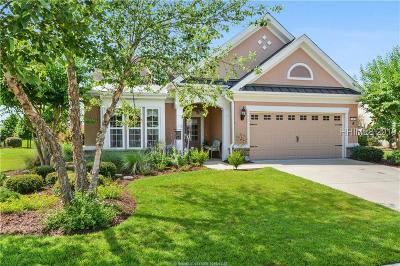 Bluffton Single Family Home For Sale: 4 Cypress Vine Court