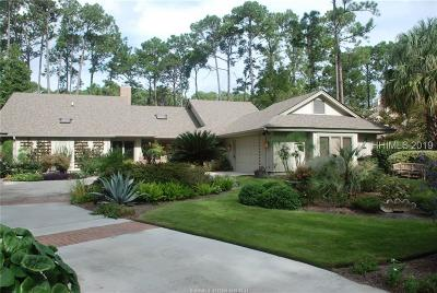 Beaufort County Single Family Home For Sale: 25 Lenora Drive
