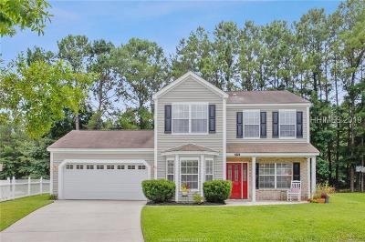 Bluffton Single Family Home For Sale: 772 Corn Planters Court S