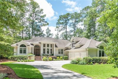 Beaufort County Single Family Home For Sale: 36 Spring Island Drive
