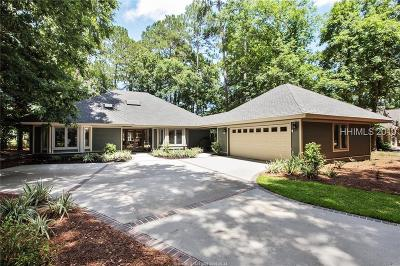 Bluffton Single Family Home For Sale: 86 Whiteoaks Circle