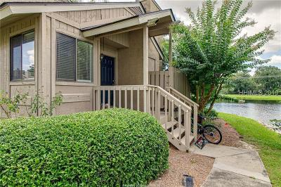 Beaufort County Condo/Townhouse For Sale: 5 Gumtree Road #G-16