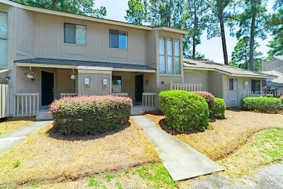 Beaufort County Condo/Townhouse For Sale: 5 Gumtree Road #D7