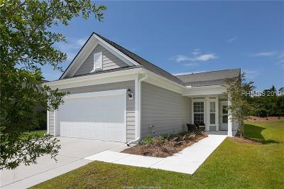 Bluffton Single Family Home For Sale: 64 Gleneagle Court