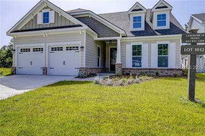 Beaufort County Single Family Home For Sale: 29 Fording Court