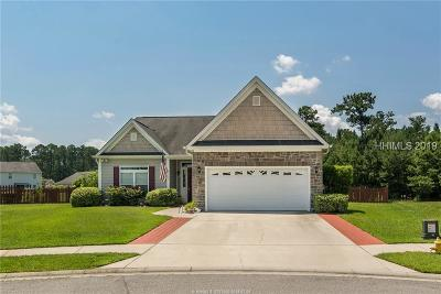 Ridgeland Single Family Home For Sale: 136 Providence Way