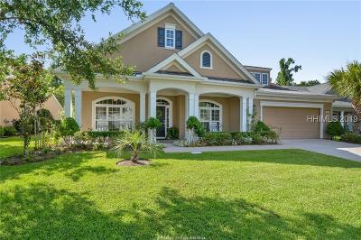Beaufort County Single Family Home For Sale: 31 Herons Bill Drive