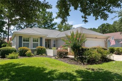 Beaufort County Single Family Home For Sale: 122 Hampton Circle