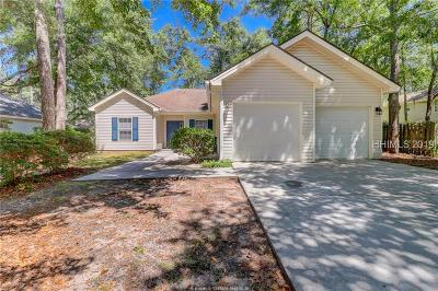 Hilton Head Island Single Family Home For Sale: 4 Kent Court