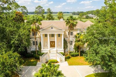 Hilton Head Island Single Family Home For Sale: 56 Yorkshire Drive