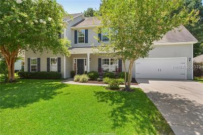Beaufort County Single Family Home For Sale: 189 Knightsbridge Road