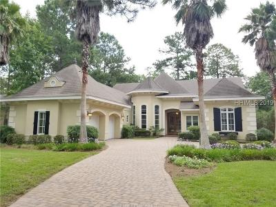 Beaufort County Single Family Home For Sale: 64 Clifton Drive