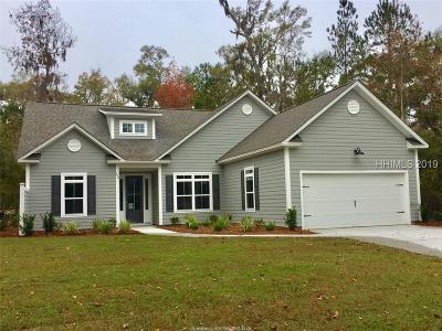 Beaufort County Single Family Home For Sale: 202 Club Gate
