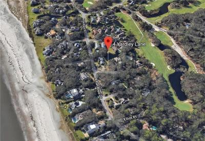 Hilton Head Island Residential Lots & Land For Sale: 4 Yardley Lane
