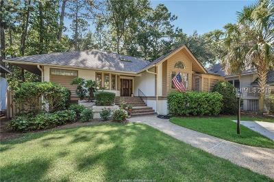 Hilton Head Island Single Family Home For Sale: 98 Shell Ring Road
