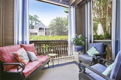 Hilton Head Island Condo/Townhouse For Sale: 380 Marshland Road #J11