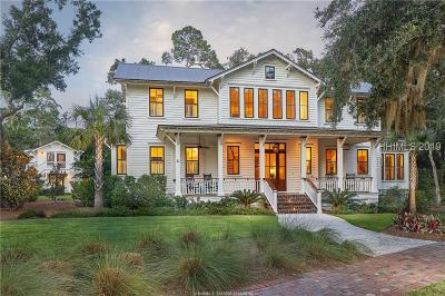 Beaufort County Single Family Home For Sale: 31 Hernando Street