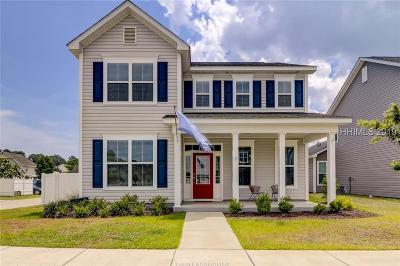 Beaufort County Single Family Home For Sale: 7 7th Avenue