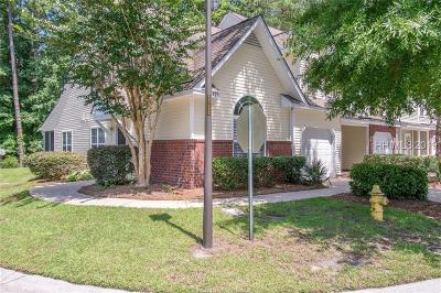 Bluffton Single Family Home For Sale: 327 Cross Road