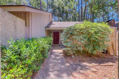 Hilton Head Island Single Family Home For Sale: 16 Wood Duck Court