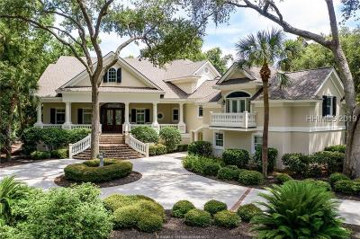 Hilton Head Island Single Family Home For Sale: 29 S Shore Court
