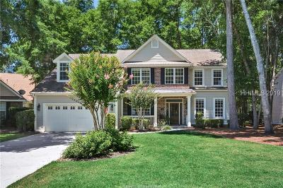 Bluffton Single Family Home For Sale: 28 Sea Island Drive