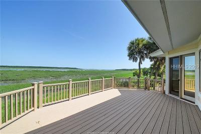 Hilton Head Island Single Family Home For Sale: 9 Old Fort Drive