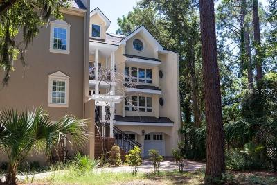 Beaufort County Single Family Home For Sale: 3 Wexford On The Green