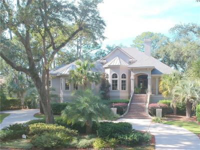 Hilton Head Island Single Family Home For Sale: 45 Sea Lane