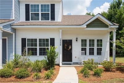 Beaufort Single Family Home For Sale: 556 Candida Drive