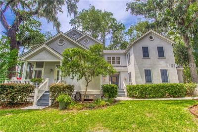 Daufuskie Island Single Family Home For Sale: 7 Osprey Ct