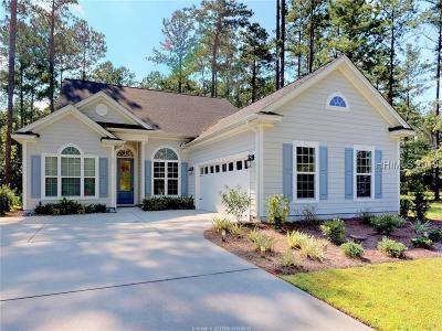Jasper County Single Family Home For Sale: 687 High Water Drive