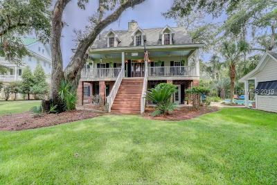 Ridgeland Single Family Home For Sale: 64 Pilot Point Road