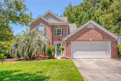 Single Family Home For Sale: 21 Wheatfield Circle