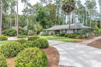 Hilton Head Island Single Family Home For Sale: 76 Baynard Cove Rd