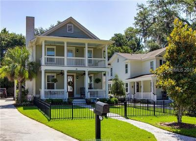 Beaufort Single Family Home For Sale: 39 Sommer Lake Drive