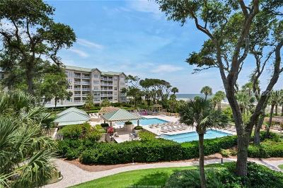 Hilton Head Island Condo/Townhouse For Sale: 47 Ocean Lane #5206
