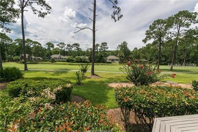 Hilton Head Island Single Family Home For Sale: 166 Club Course Drive