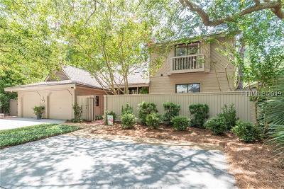 Hilton Head Island Single Family Home For Sale: 23 Isle Of Pines Dr