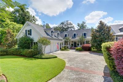 Beaufort Single Family Home For Sale: 6 Wrights Point Circle