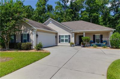 Bluffton Single Family Home For Sale: 16 Wyndham Drive