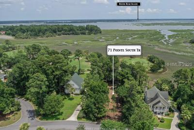 South Pointe Residential Lots & Land For Sale: 71 Pointe South Trace